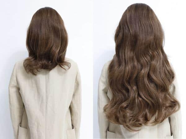 Prodlužování vlasů 1